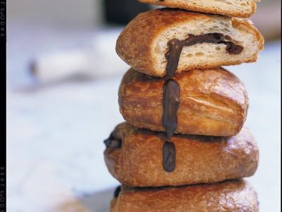 Ricetta del pain au chocolat