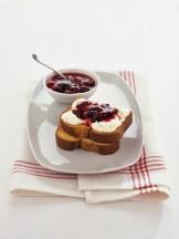 Pan brioche con le ciliegie Sale&Pepe