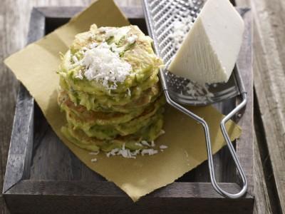 Ricetta dei pancakes agli asparagi