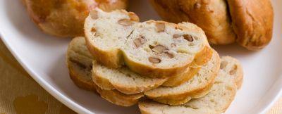 Ricetta del pane alle noci