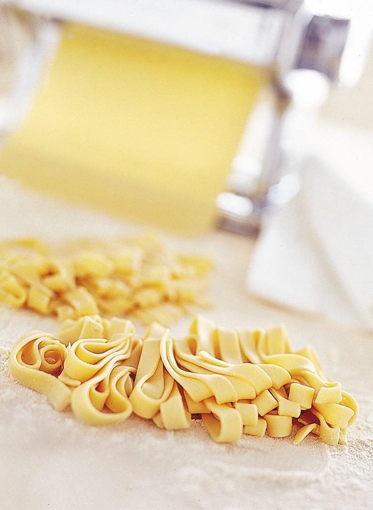 Ricetta Lasagne Fatte In Casa.Come Si Fa La Pasta Fresca In Casa Sale Pepe