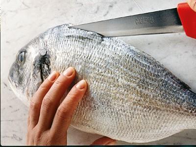 Preparare Il Pesce Farcito Al Forno Salepepe