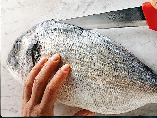 Ricetta pesce al forno