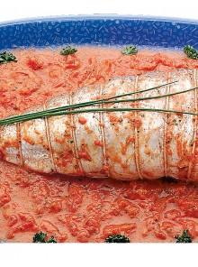 Come cucinare il pesce farcito al forno