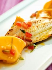 Cucinare il pesce in padella