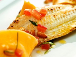Ricetta pesce in padella Sale&PePe