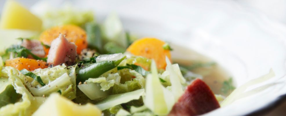 Piatto verdure Sale&Pepe