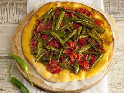 Ricetta pizza piccante (Calabria)