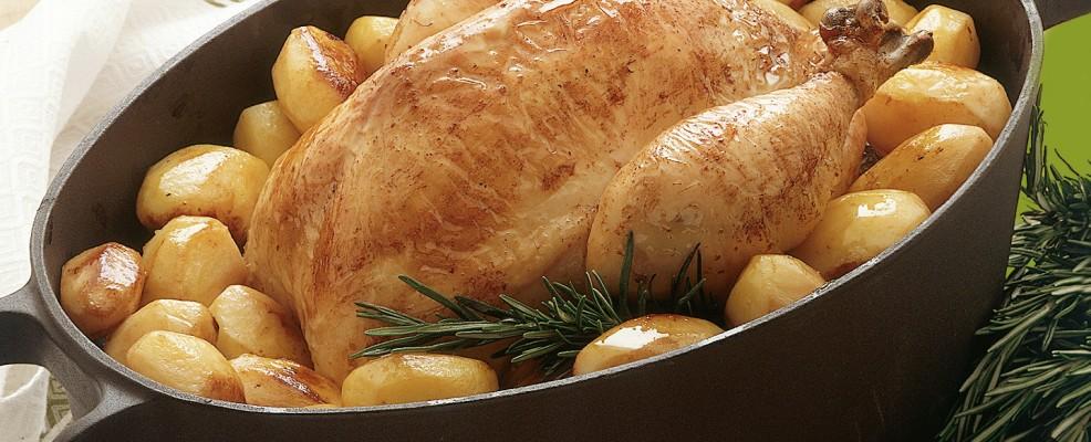 pollo arrosto Sale&Pepe