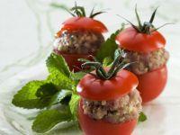 Pulire i pomodori Sale&Pepe