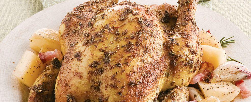 Pulire e tagliare un pollo Sale&Pepe