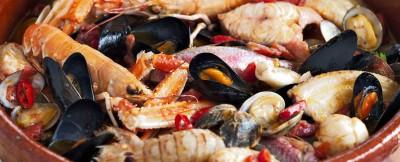 ricetta Brodetto abruzzese di pesce