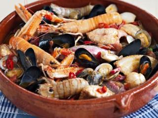 ricetta Brodetto di pesce Sale&Pepe