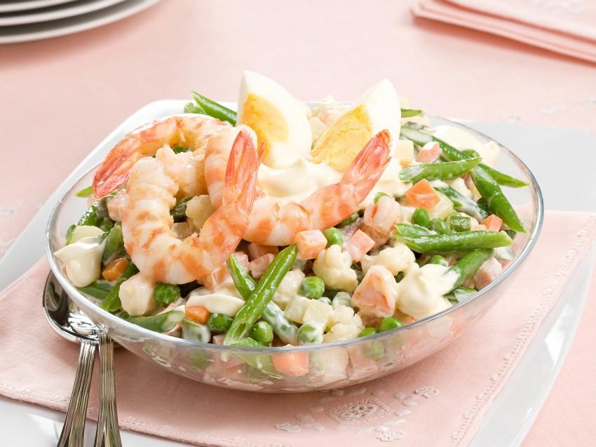 ricetta insalata russa Sale&Pepe