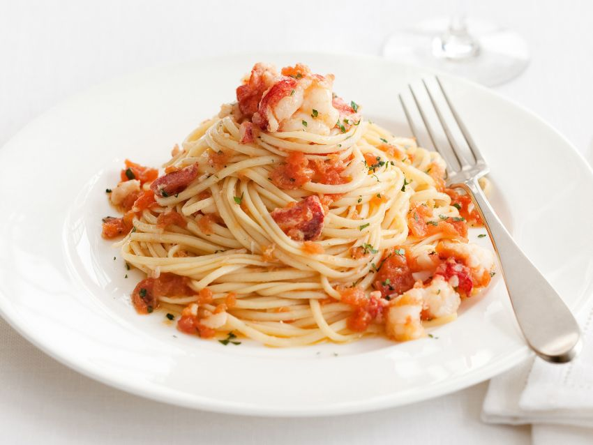 ricetta Linguine all'astice Sale&Pepe