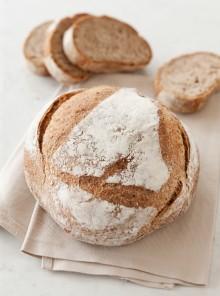 Pane di campagna con lievito naturale