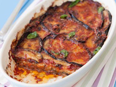ricetta Ricetta parmigiana di melanzane