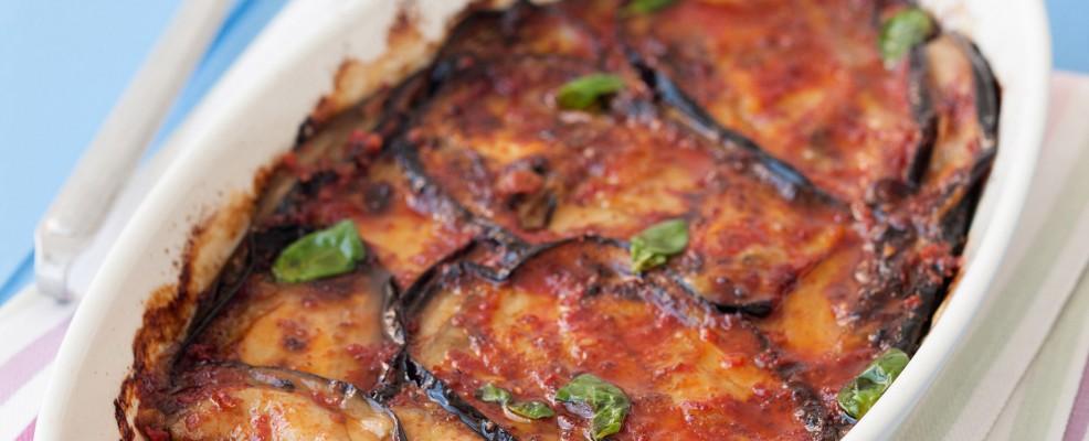 ricetta Parmigiana di melanzane Sale&Pepe