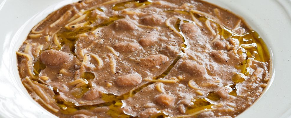 ricetta Pasta e fagioli alla veneta Sale&Pepe
