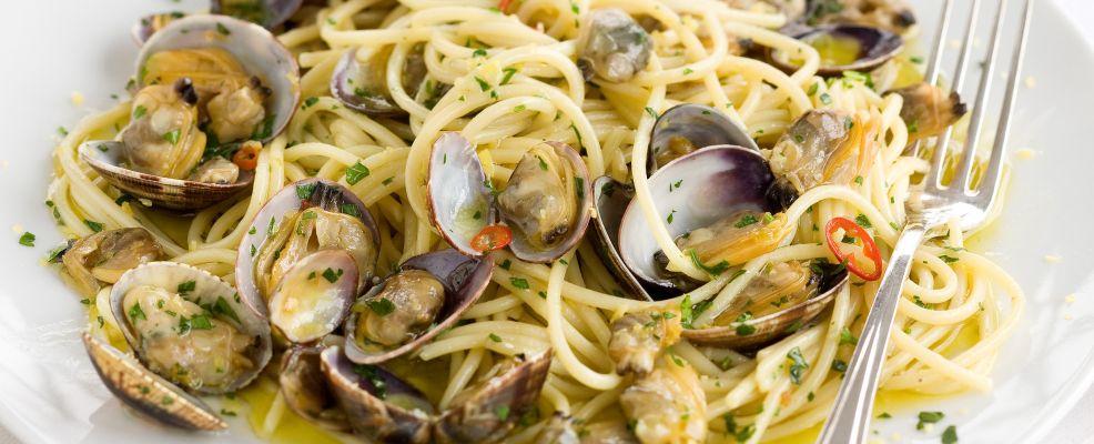 ricetta Spaghetti alle vongole Sale&Pepe