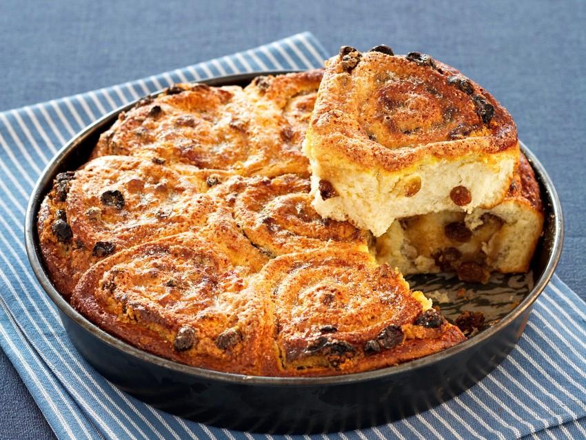 ricetta la torta delle rose Sale&Pepe