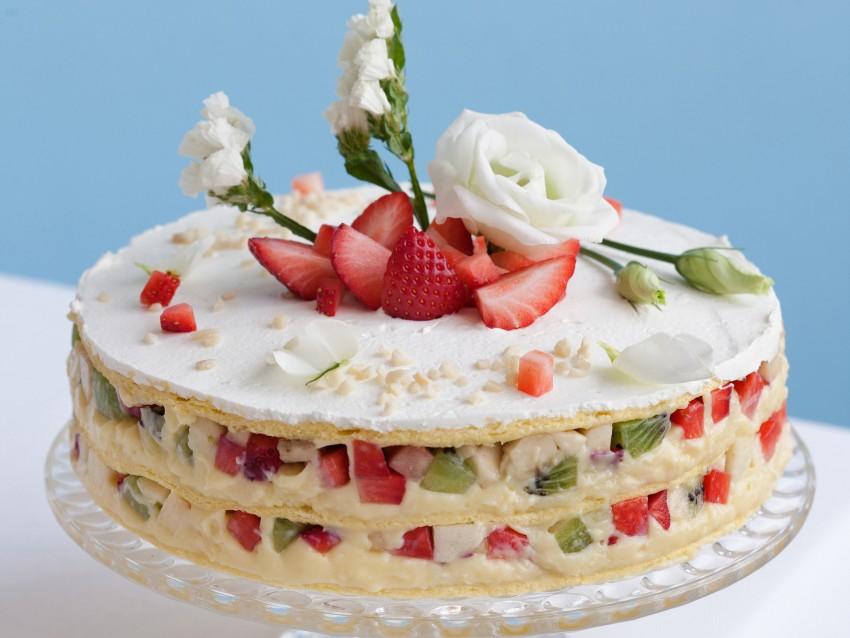 ricetta Tortina di crema pasticciera e frutta Sale&Pepe