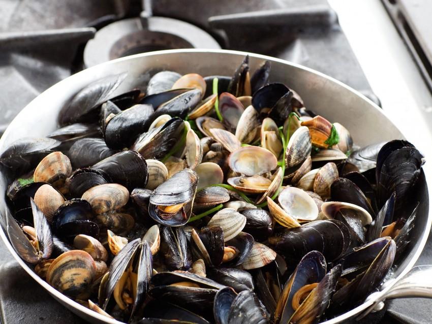 Risotto alla pescatora Sale&Pepe ricetta