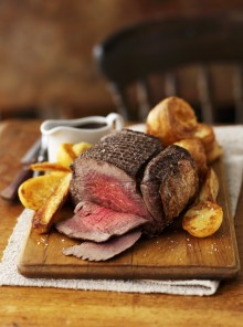 Come si prepara il roast-beef all'inglese