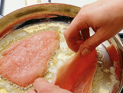 Ricetta scaloppine al Marsala Sale&Pepe