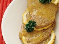 Ricetta scaloppine al limone Sale&Pepe