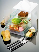 Raffinato lunch box