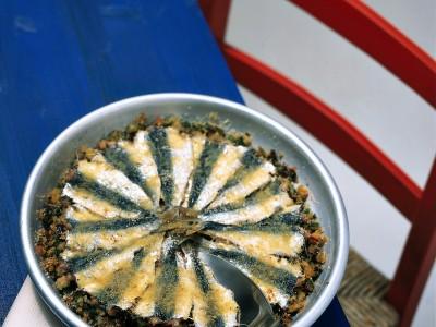 Sfogliata di sarde alle zucchine Sale&Pepe ricetta