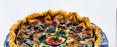Sfogliata rustica al gorgonzola Sale&Pepe ricetta