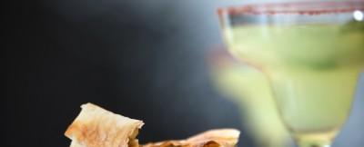 Sfoglie croccanti alle verdure e formaggio Sale&Pepe