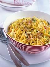 Spaghetti limone e pecorino Sale&Pepe ricetta