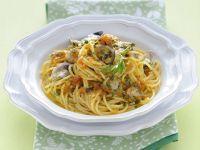 Spaghetti alle vongole con curry Sale&Pepe