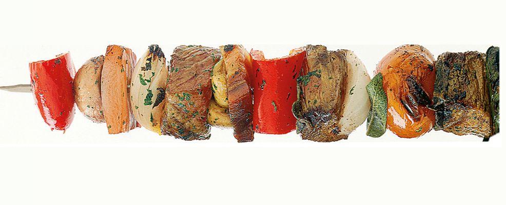Ricetta Spiedini di carne Sale&Pep
