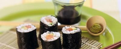 Ricetta sushi al salmone affumicato