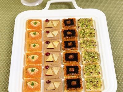 Ricetta tartine gelatinate