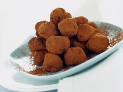Ricetta tartufi al cacao ricetta