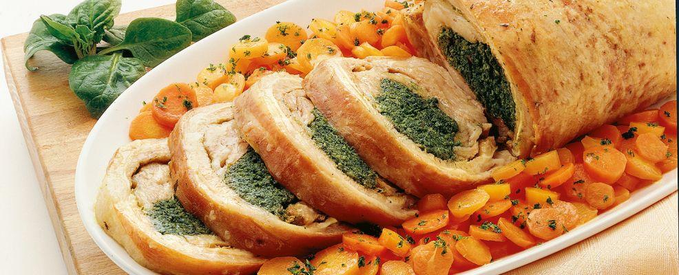 ricetta tasca di carne ripiena Sale&Pepe