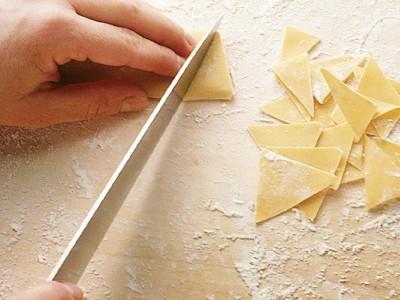 2 I tipi e i formati della pasta fresca Sale\u0026Pepe