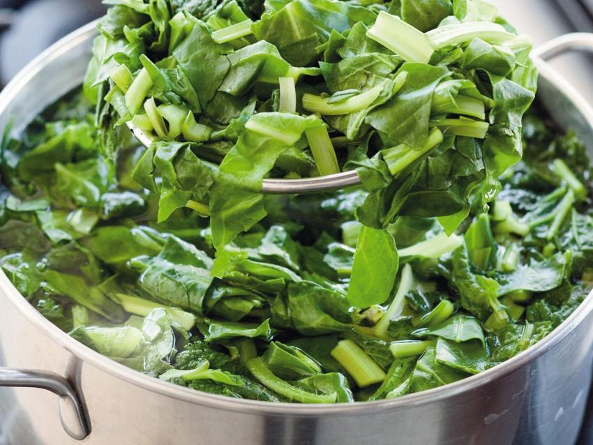 Torta di acciughe e verdure Sale&Pepe ricetta