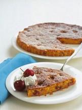 Torta di carote e ciliegie Sale&Pepe