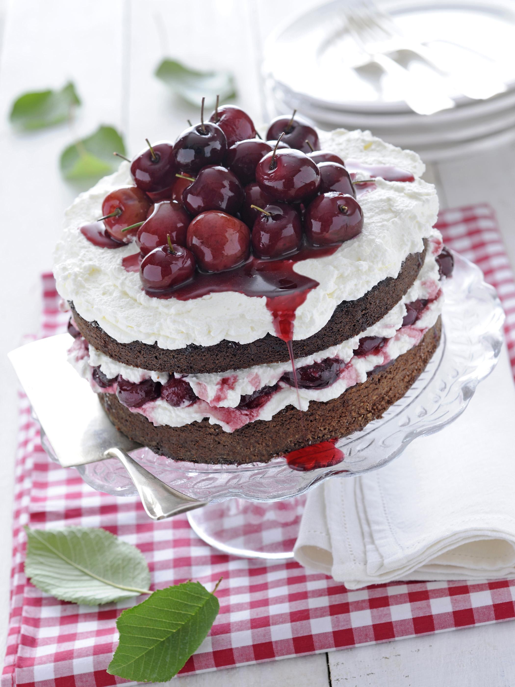 Le 10 migliori ricette di torte per occasioni speciali for Ricette di torte