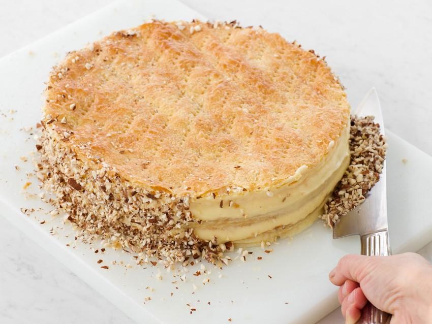 la torta diplomatica Sale&Pepe preparazione