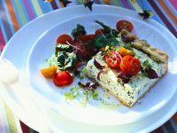 Torta di formaggio ed erbe Sale&Pepe