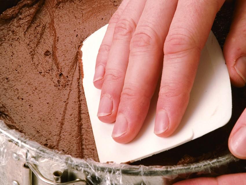 Torta crema-cioccolato Sale&Pepe foto