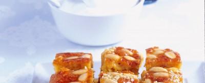 Ricetta torta di limone e mandorle