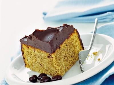 Ricetta torta moka con ganache    foto